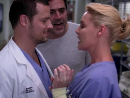 Jeffrey Dean Morgan in Grey's Anatomy | Flickr - Photo ...