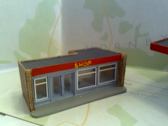 dollhouse(0.0), toy(0.0), scale model(1.0),