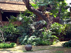 Garden at Kamthieng House