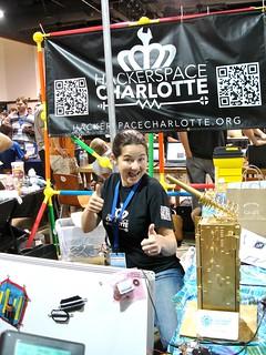 Maker Faire NC: Hackerspace Charlotte