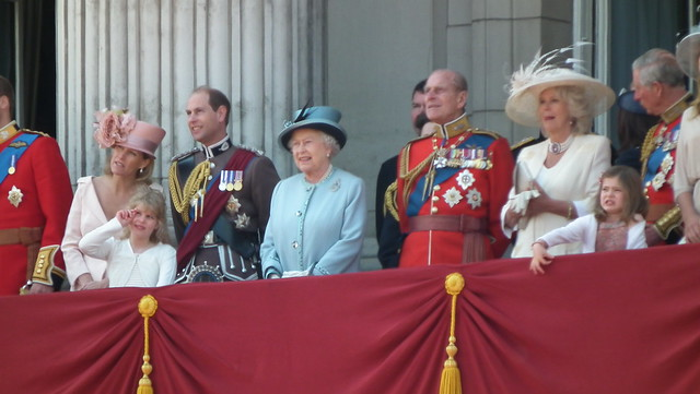 Trooping of the Colour 11 June 2011
