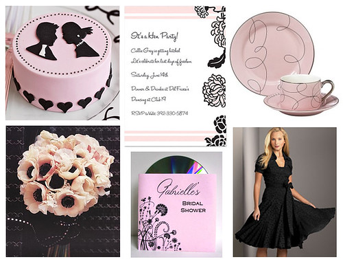 Whats your bridal shower theme for Wedding showers themes