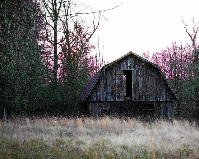 Haunted Barn | Flickr - Photo Sharing!