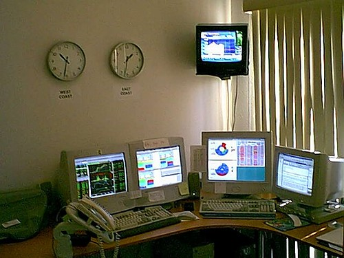 My Laguna Office-Stock Trading by paulewogs