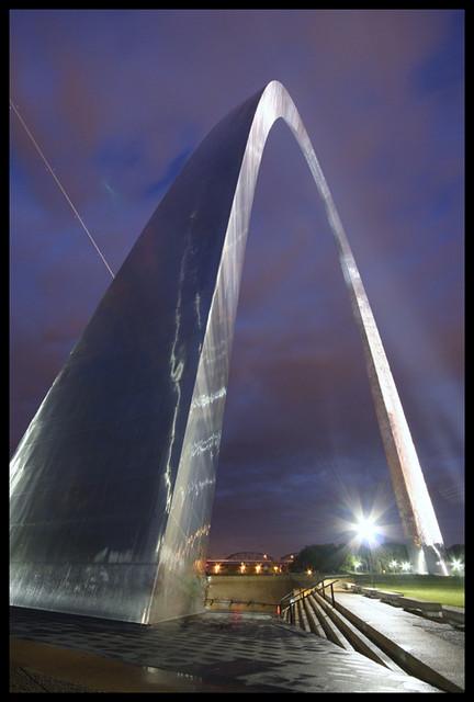Gateway Arch, St Louis Missouri