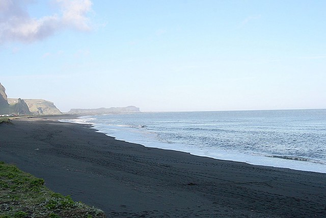 Top 3 beaches with black sand for Black sand beaches costa rica