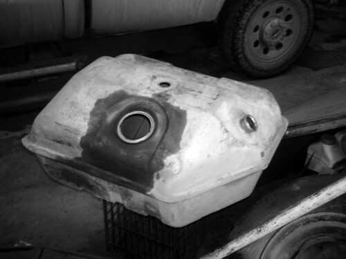 Fuel Tank - 1986 Bronco II