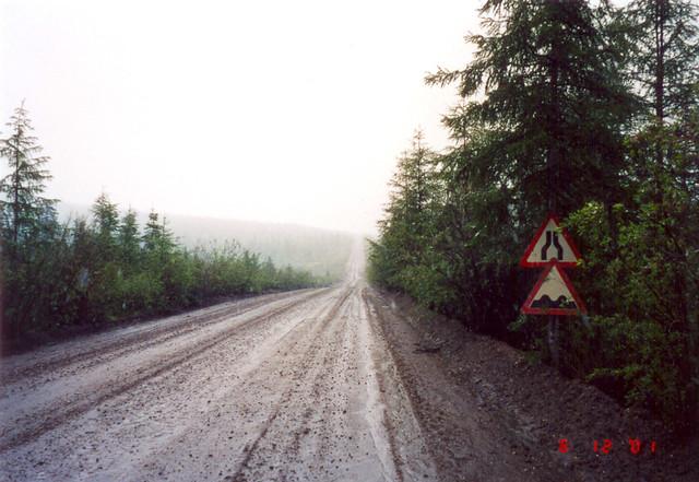 Kolyma Highway (Road of Bones)
