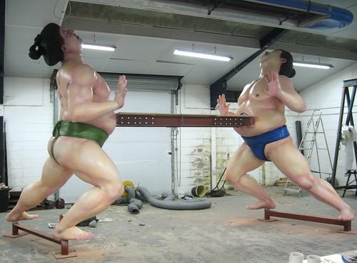 Replete & Sune sumo