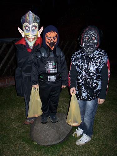 Halloween: Gruselige Gestalten
