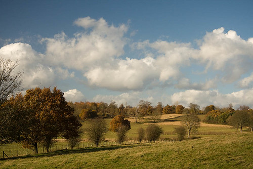 the Kent countryside