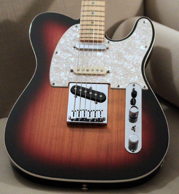 fender american deluxe telecaster wiring diagram guitar