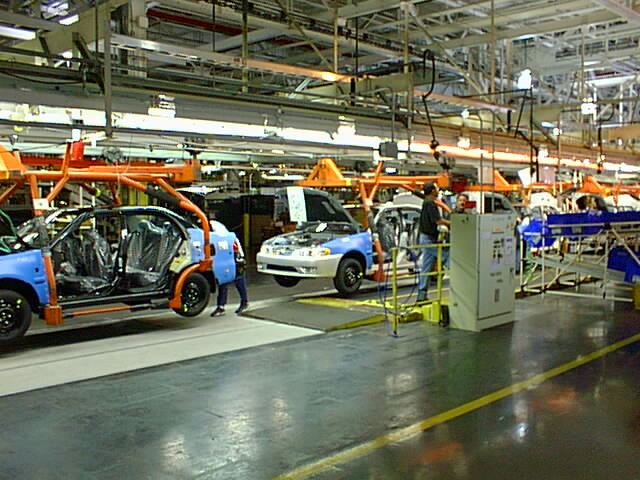 Nummi39 Corolla Assembly Line Fremont Ca 2000 Flickr