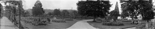 Botanical Gardens, Dunedin