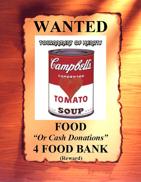 Wanted non perishable food items for the vancovuer food bank flickr