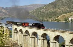 * Portugal  Dampfloks  New Scan