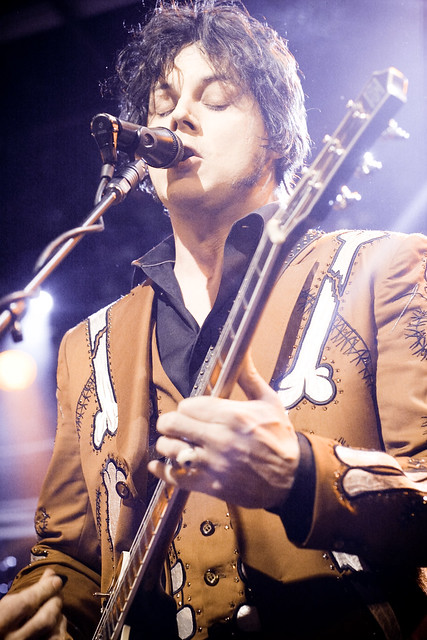 The Raconteurs - The Commodore Ballroom Vancouver | Flickr ...