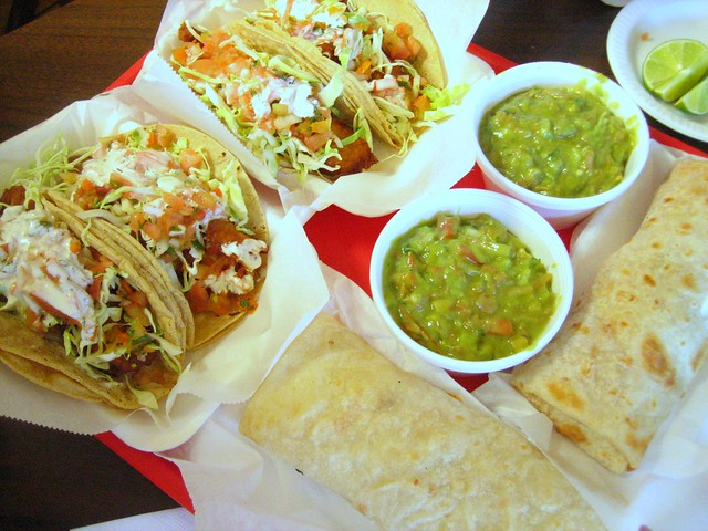 The best fish tacos in the world el cuervo flickr for Best fish for fish tacos