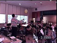 Long Beach Shoreline Concert Band Rehearsal June 03, 1999 (excerpt)