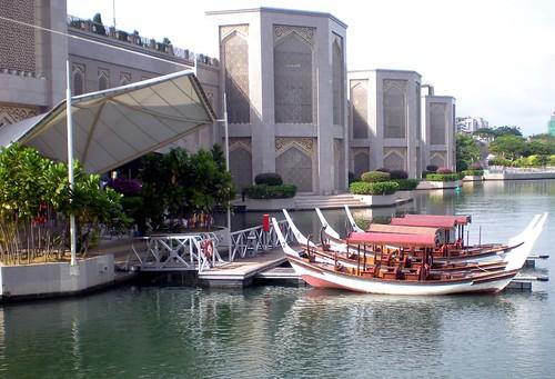 putrajaya lake cruise