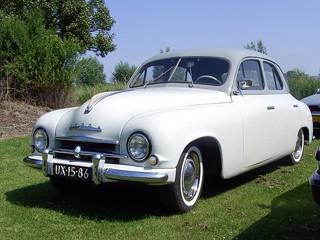 1955 Skoda 1200