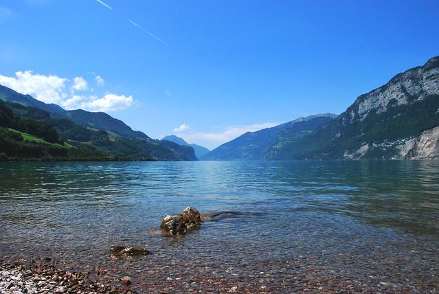 Walensee - Switzerland, Summer 2008