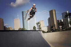 Houston's Lee and Joe jamail Skatepark