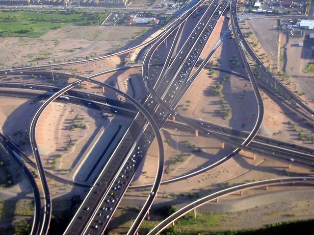 Phoenix interchange