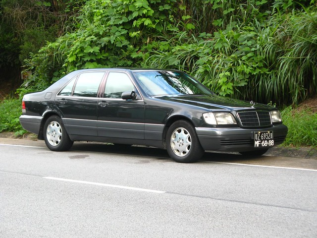 Mercedes benz s320 1995 flickr photo sharing for Mercedes benz 1995 s320