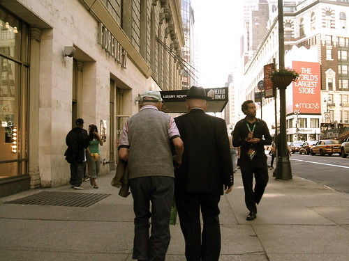 Old Men on 34th Street_antique