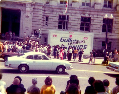 washington, bullets, 1978, nba, championship, parade, celebration, dc, basketball, truth about it, adam mcginnis