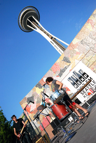 Kexp concerts at the mural rocky votolato and palodine for Concerts at the mural