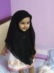 Marziya's First Ramzan by firoze shakir photographerno1