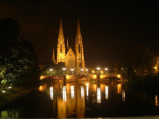 L'église réformée Saint-Paul à Strasbourg