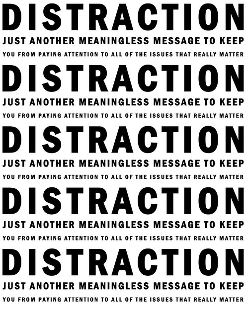 define distraction