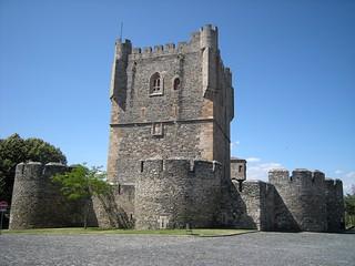 Image of Castelo de Bragança near Bragança. portugal castelo castillo bragança enunlugardeflickr
