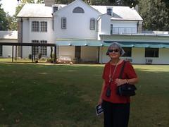 Mom behind Graceland