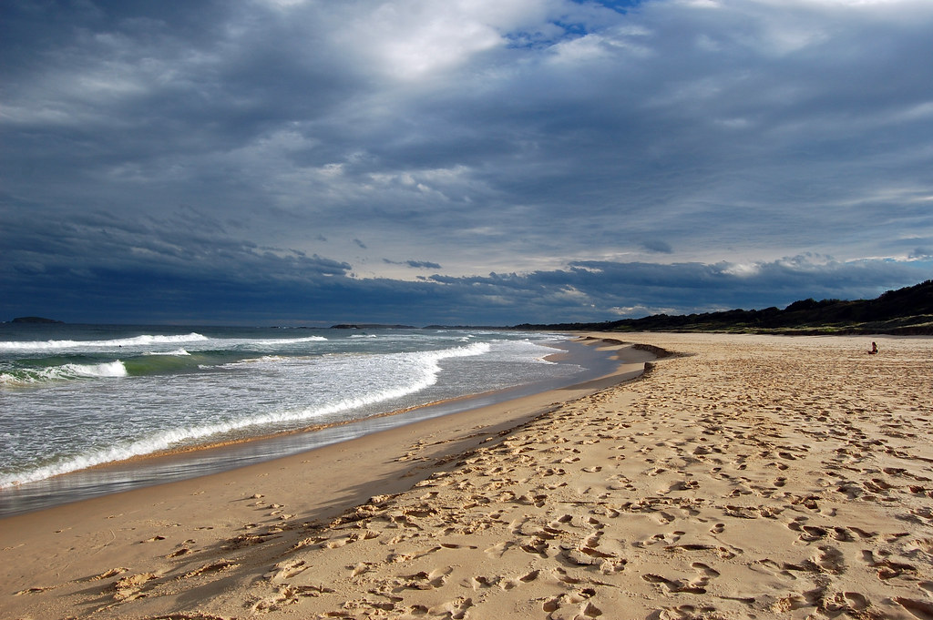 Пляж Спрингс