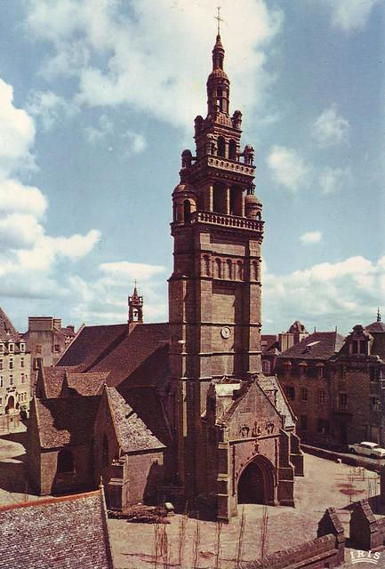 Roscoff - L'église