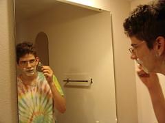 顔剃りとヒゲ剃りは違います!