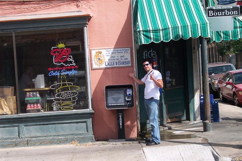 Rue Bourbon, Bourbon Street o Calle de Borbón, ... presentes aquí todos los nombres que históricamente ha tenido ésta calle. Nueva Orleans, ¿French o ... Spanish Quarter? - 2988747773 72c48166d8 - Nueva Orleans, ¿French o … Spanish Quarter?