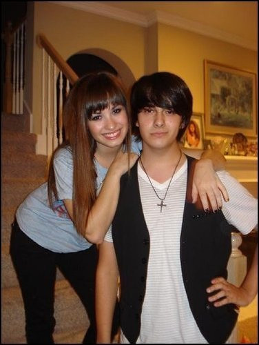 William Beckett Demi Lovato