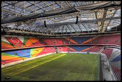 Ajax Amsterdam Stadium