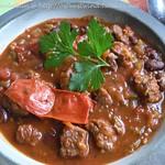 Chili aus dem Crockpot