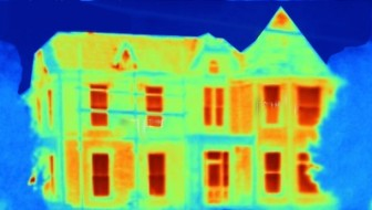 Whole House Thermal Image