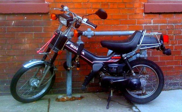 1982 Honda Urban Express 50 Flickr Photo Sharing
