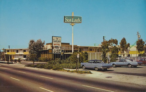 The slow decline of the pie shops motel monday come sea for Costa mesa motor inn