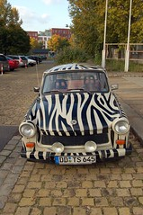 Front of our Trabant