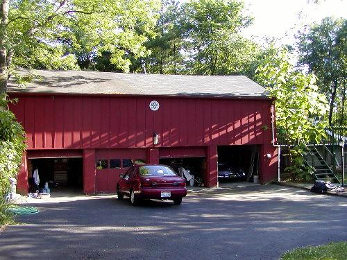Car Barn Garage