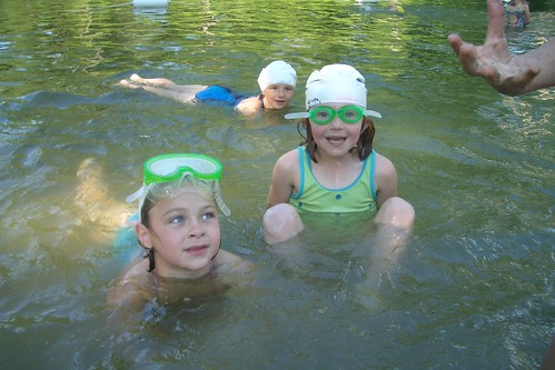 green goggles :P